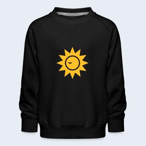 Winky Sun - Kinderen premium sweater
