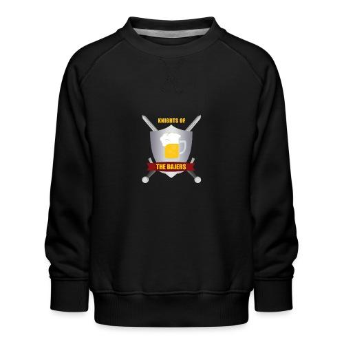 Knights of The Bajers - Børne premium sweatshirt