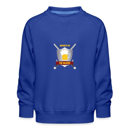 Knights of The Bajers - Børne premium sweatshirt