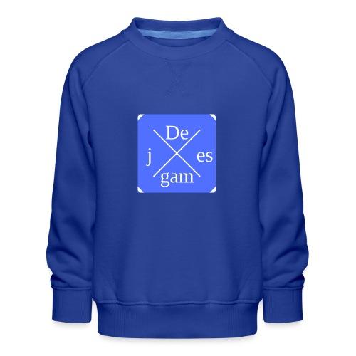 de j games kleren - Kinderen premium sweater