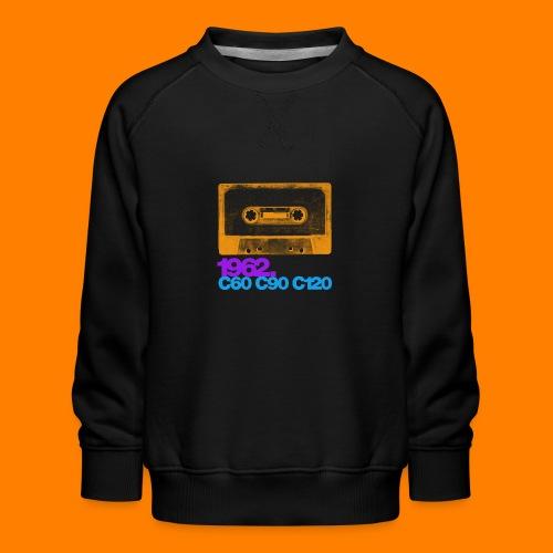 cassette1962 - Kids' Premium Sweatshirt