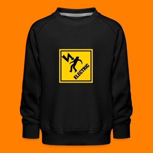 electric - Kids' Premium Sweatshirt