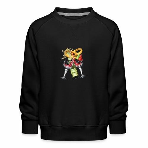 Wedding party - Kids' Premium Sweatshirt