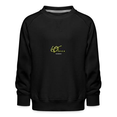 GOT LARGE LOGO - Kids' Premium Sweatshirt