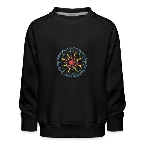 Attention - Kids' Premium Sweatshirt