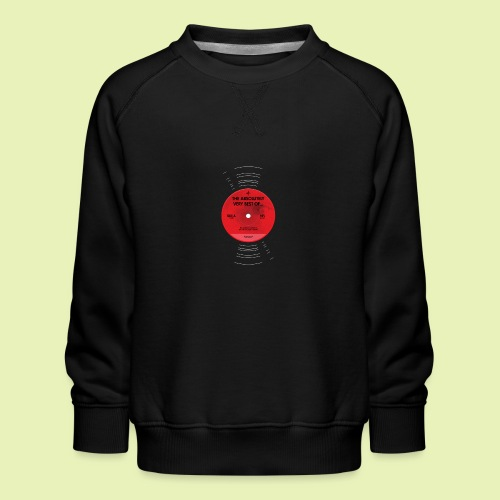Record label - Kinderen premium sweater