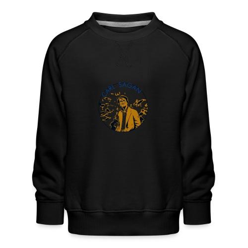 Vintage Carl Sagan - Kids' Premium Sweatshirt