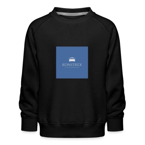 konstrex - Børne premium sweatshirt