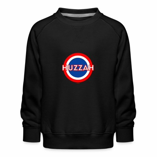 Huzzah - Kinderen premium sweater