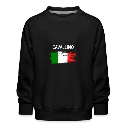 Cavallino Fanprodukte - Kinder Premium Pullover