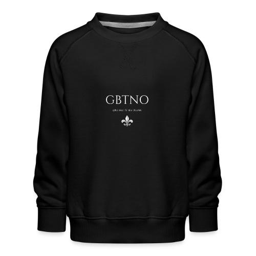 GBTNO - Børne premium sweatshirt