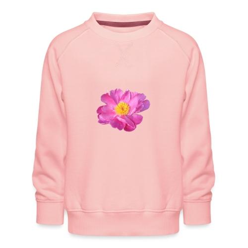 TIAN GREEN Garten - PfingstRose - Kinder Premium Pullover
