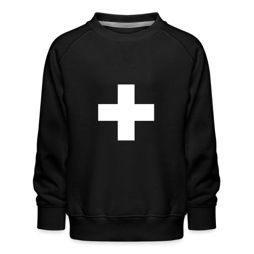 Kreuz - Kinder Premium Pullover