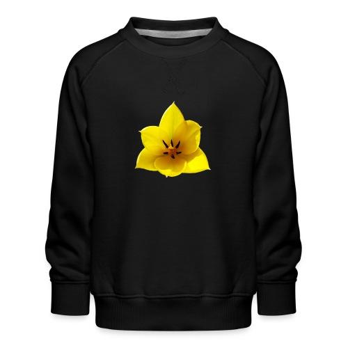 TIAN GREEN Garten - Tulpe 2020 02 - Kinder Premium Pullover
