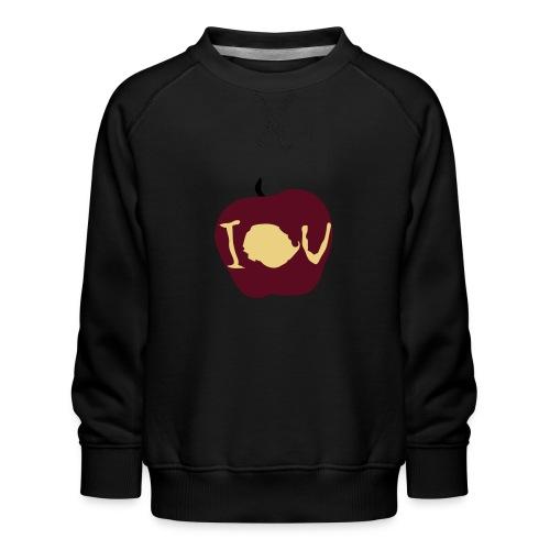 IOU (Sherlock) - Kids' Premium Sweatshirt