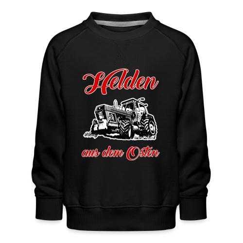 Helden aus dem Osten - Kinder Premium Pullover