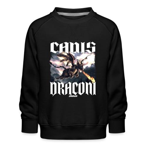 Canis Draconi - Kinderen premium sweater