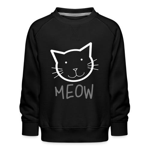 MEOW MIEZE - Kinder Premium Pullover