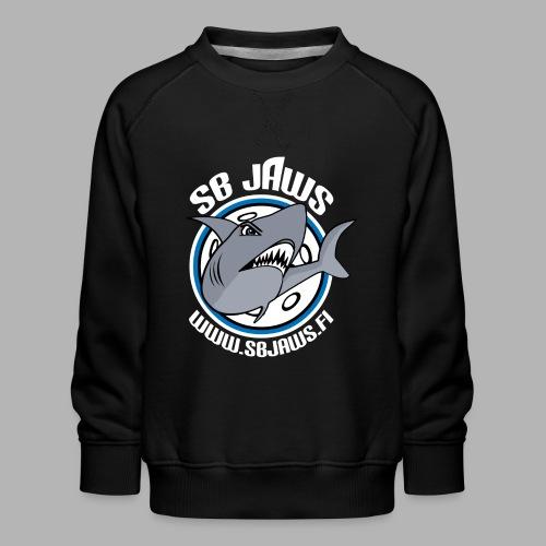SB JAWS - Lasten premium-collegepaita