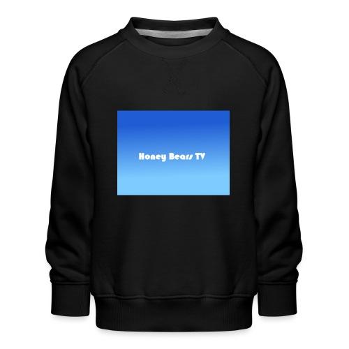 Honey Bears TV Merch - Kids' Premium Sweatshirt