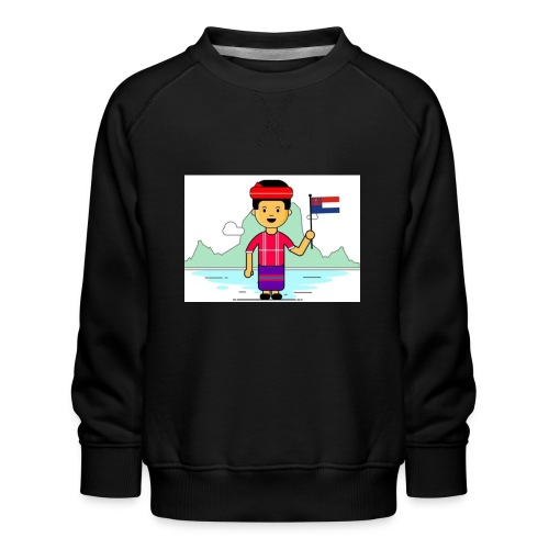 im karen - Kids' Premium Sweatshirt