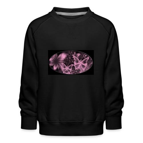 Your-Child flower - Børne premium sweatshirt