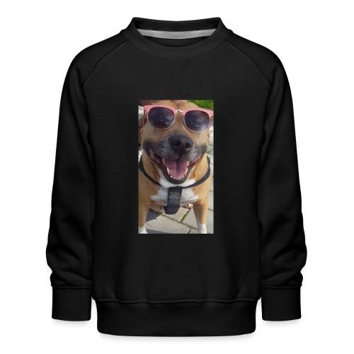 Cool Dog Foxy - Kinderen premium sweater