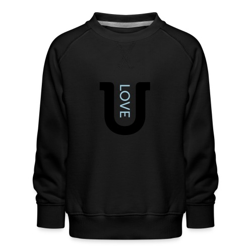 love 2c - Kids' Premium Sweatshirt