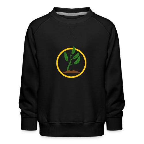 Setzlingemblem - Kinder Premium Pullover