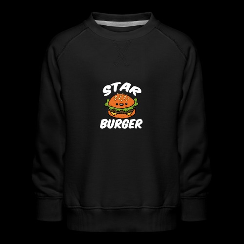 Star Burger Brand - Kinderen premium sweater