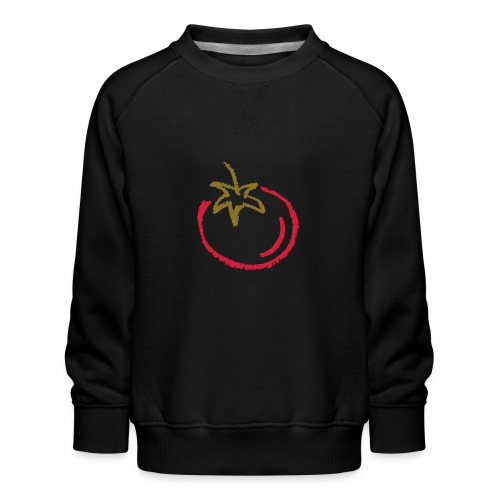 tomato 1000points - Kids' Premium Sweatshirt