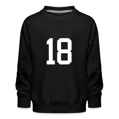 18 MÜLLER Johann - Kinder Premium Pullover