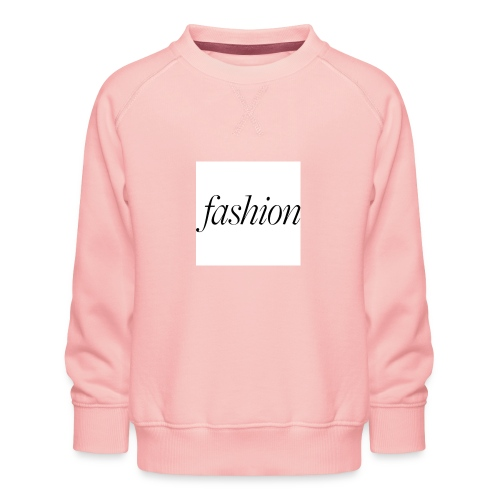fashion - Kinderen premium sweater