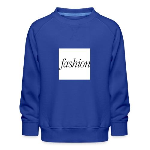 fashion - Kinderen premium sweater