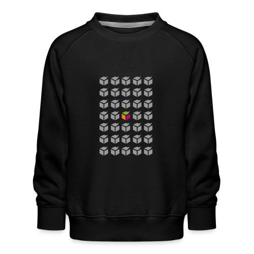 grid semantic web - Kids' Premium Sweatshirt