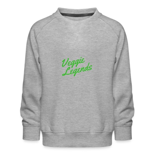 Veggie Legends - Kids' Premium Sweatshirt