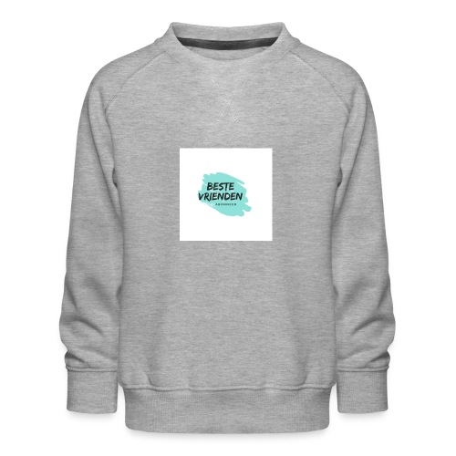beste vriendeSpace - Kinderen premium sweater