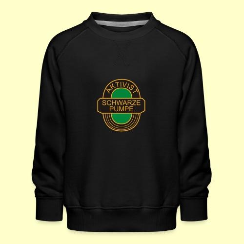 BSG Aktivist Schwarze Pumpe - Kinder Premium Pullover