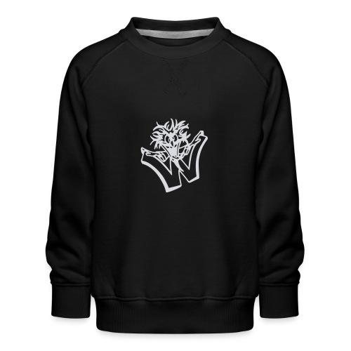 w wahnsinn - Kinderen premium sweater