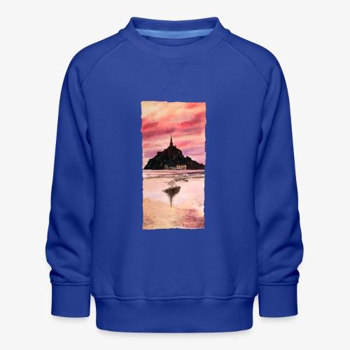 Mont St Michel - Kids' Premium Sweatshirt