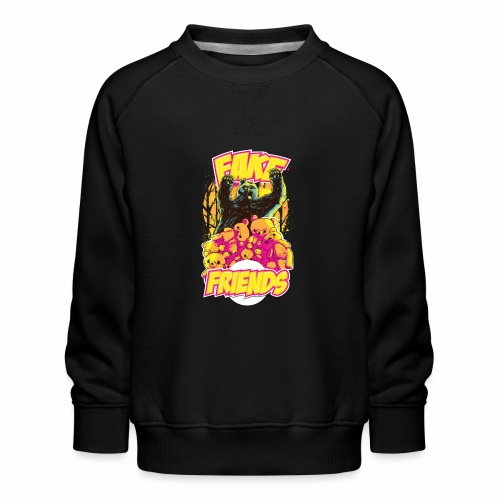 Fake Friends - Kinder Premium Pullover