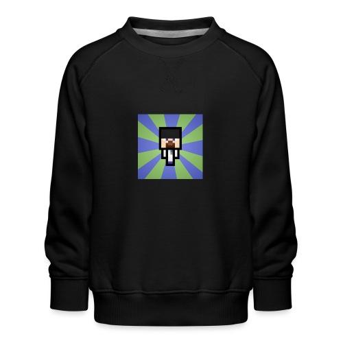 Baxey main logo - Kids' Premium Sweatshirt