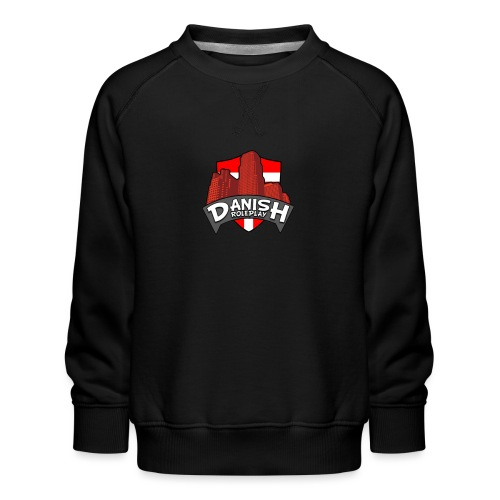 DanishRP Logo - Børne premium sweatshirt