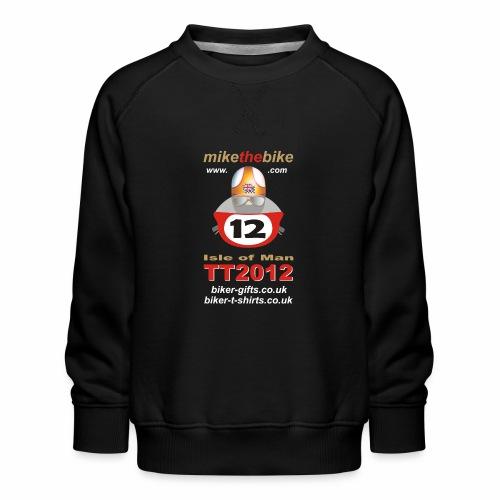 mikethebike com - Kids' Premium Sweatshirt