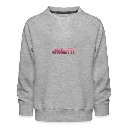 ACMATTI farverig - Børne premium sweatshirt
