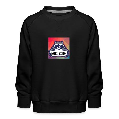 bcde_logo - Kinder Premium Pullover