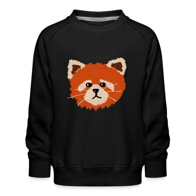 Amanda the red panda