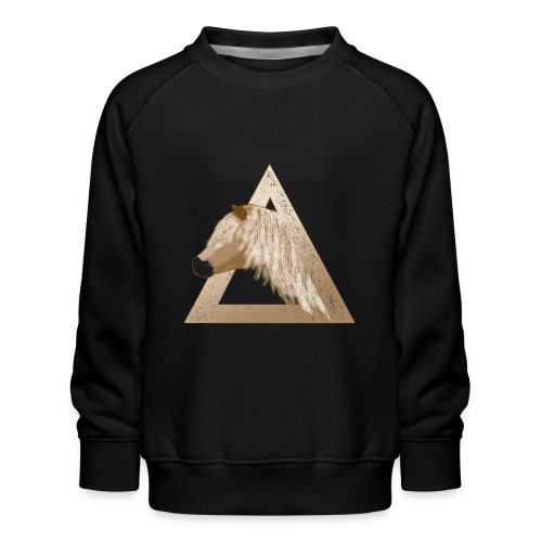 Haflinger - Kinder Premium Pullover