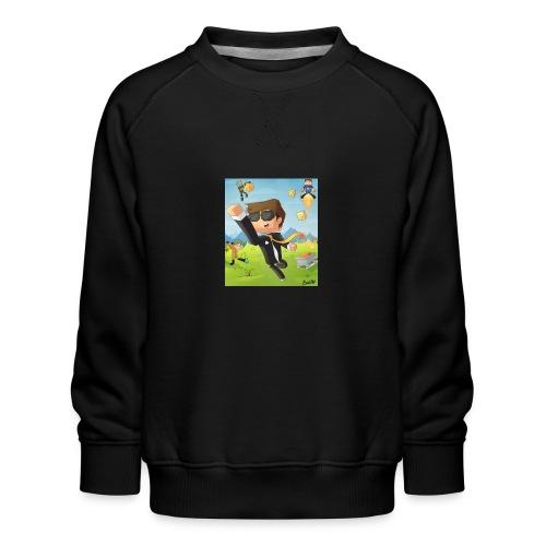 Omgislan - Kids' Premium Sweatshirt