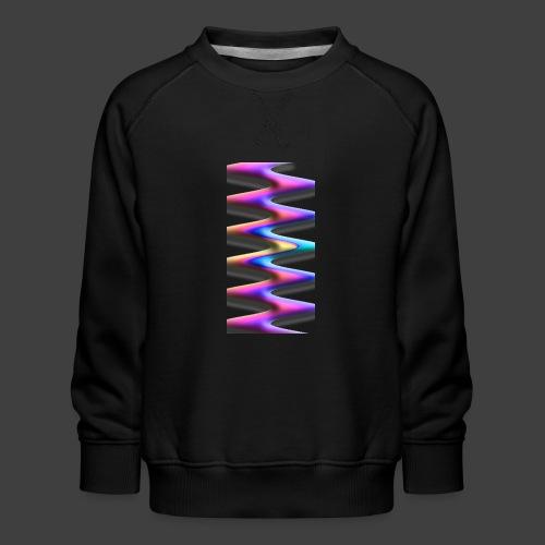 Frequency - Kids' Premium Sweatshirt